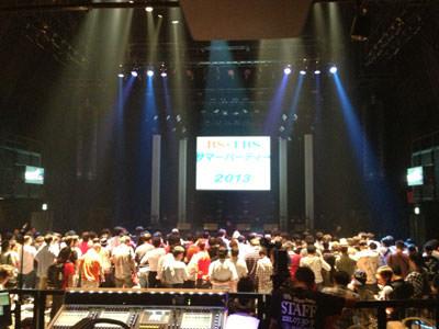 BS-TBS サマーパーティー2012、2013