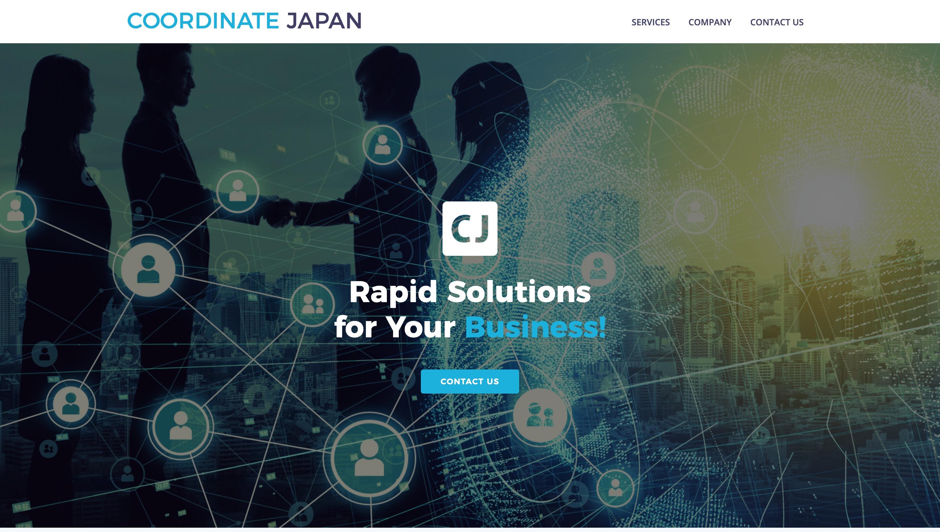 COORDINATE JAPAN株式会社