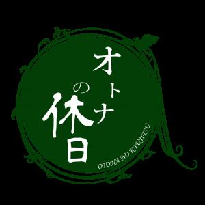 ロゴ 緑 鳥あり_極小